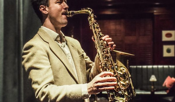 Live Jazz Musician